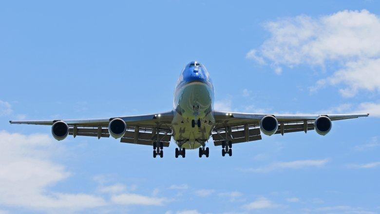 هواپیمای رییس جمهور آمریکا Air Force One