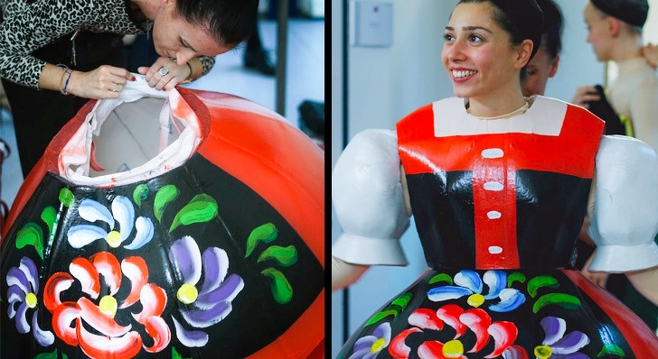 حقایقی که نظر شما را در مورد هنر باله و بالرینها تغییر میدهد