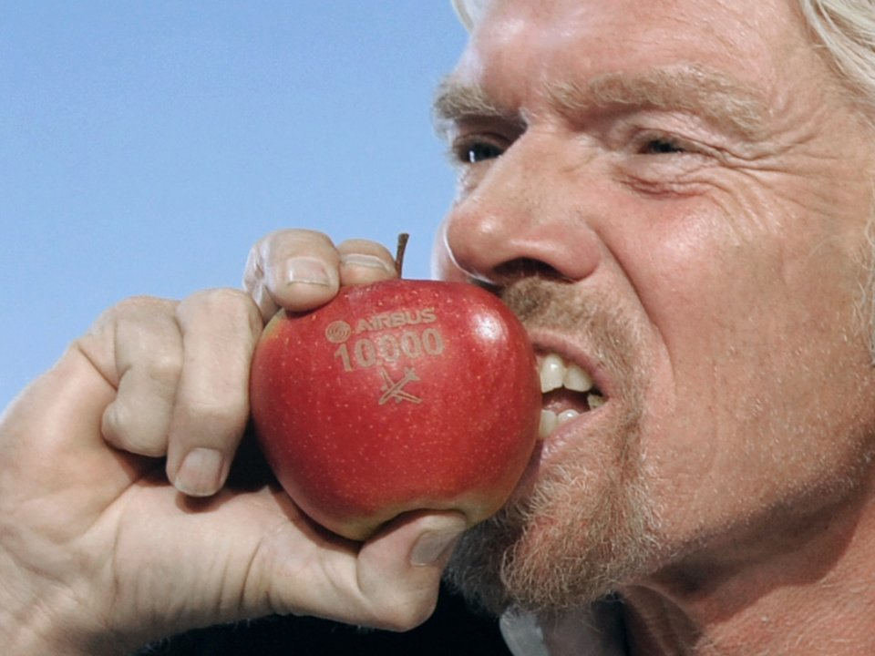 عجیبترین عادات غذایی غولهای ثروتمند دنیای تکنولوژی1
