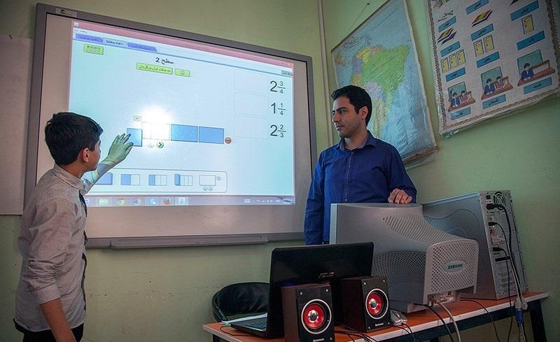 مدرسه خوب هوشمند تهران