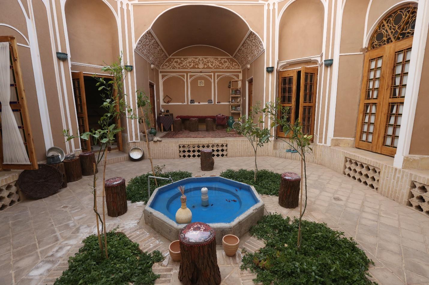 گرانترین هتلهای یزد کدامند