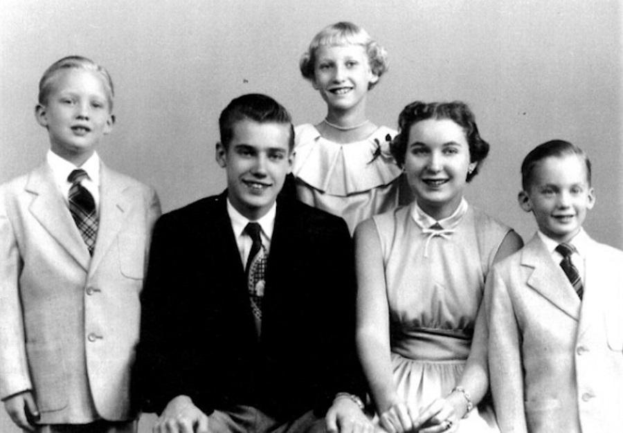 خواهر و برادرهای دونالد ترامپ