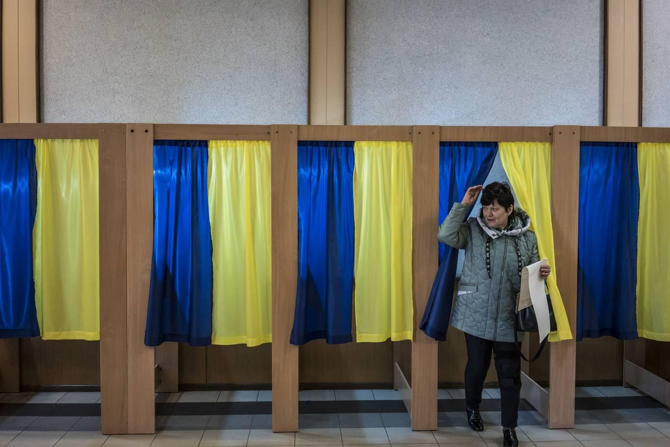 ولادیمیر زیلنسکی رییس جمهور جدید اوکراین