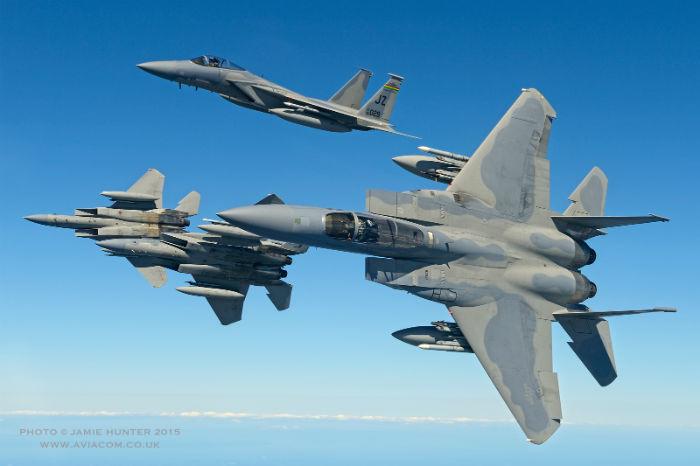 جنگنده F-15