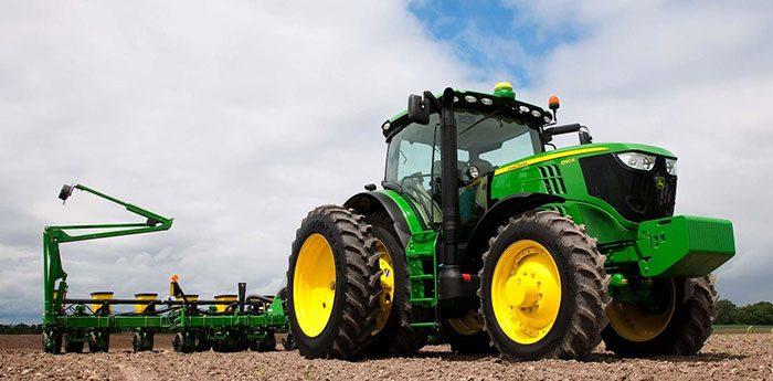 تاثیرات شگفتانگیز ماشینآلات و اتوماسیون در کشاورزی