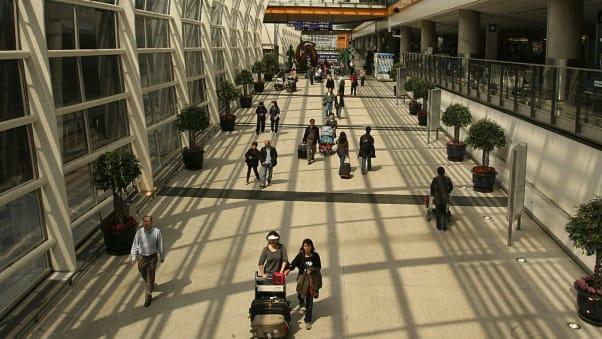 شلوغ ترین فرودگاه های قاره آسیا در سال 2019
