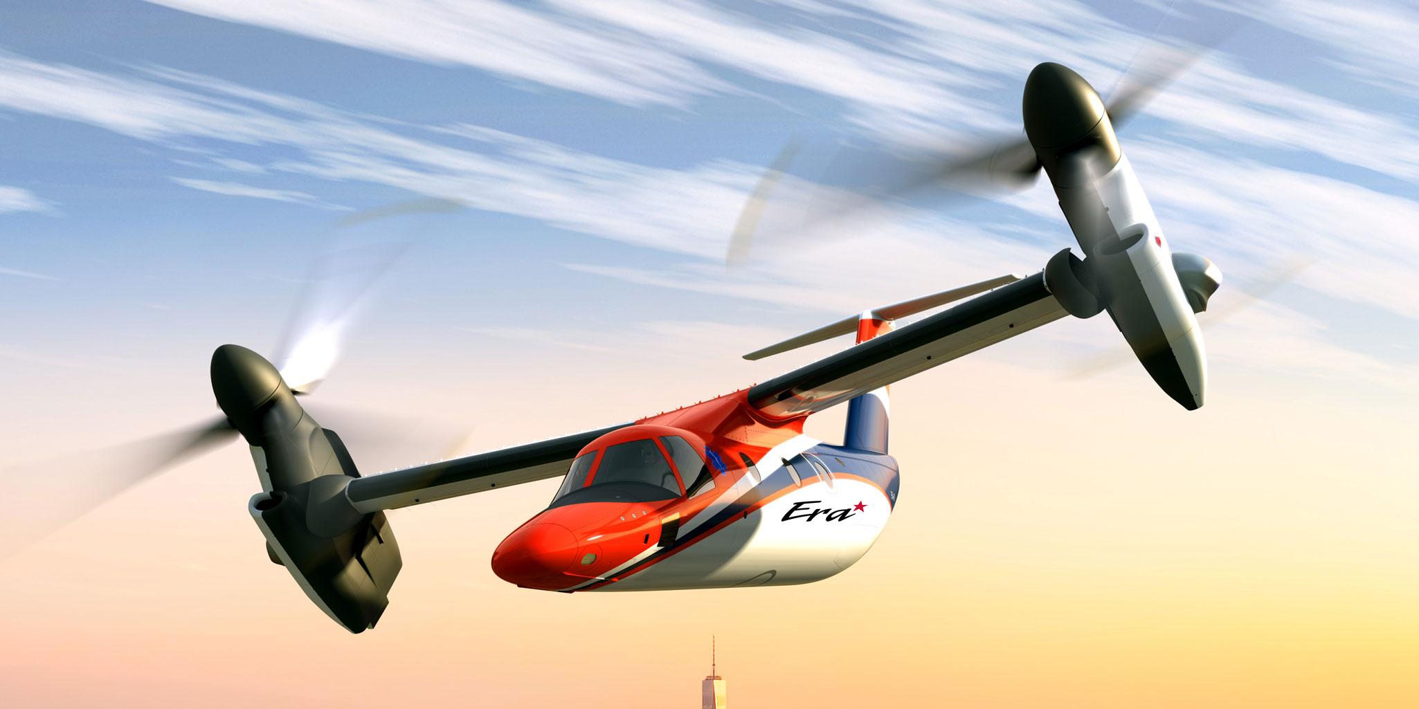 پرنده هیبریدی AW609 ؛ اولین هواپیما-هلیکوپتر غیرنظامی جهان که نیاز به فرودگاه ندارد