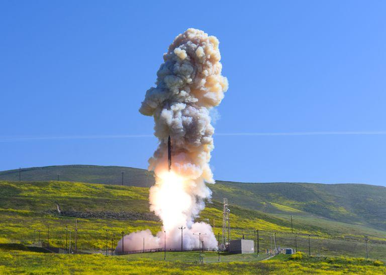 سیستم دفاع موشکی ایالات متحده