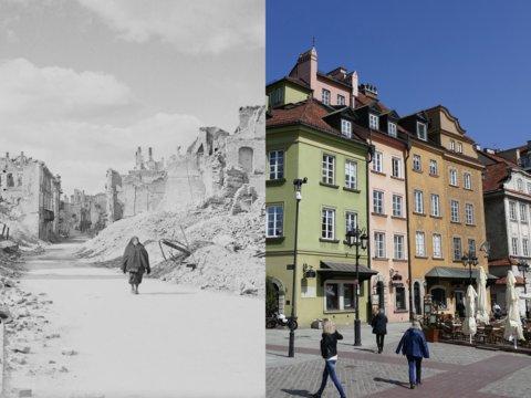 8 ساختمان مشهور در سراسر جهان که پس از یک فاجعه بزرگ بازسازی شدند