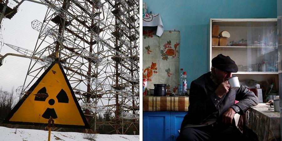 زندگی با طعم رادیواکتیو؛ نگاهی به زندگی تلخ ساکنان «منطقه ممنوعه چرنوبیل»