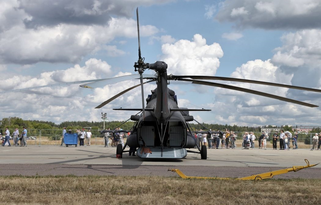 هلیکوپتر Mi-26