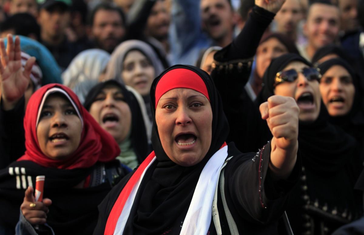 بهار عربی در سودان و الجزایر