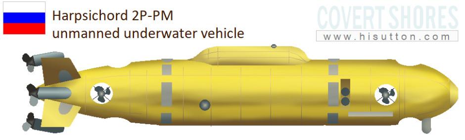 زیردریایی هسته ای «بلگورود» (Belgorod)