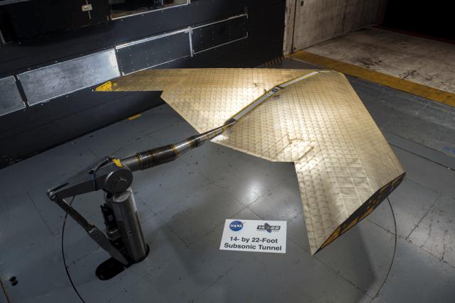 هواپیما باله ناسا