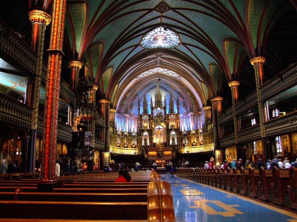 کلیسای نوتردام پاریس ؛ شاهکار معماری گوتیک