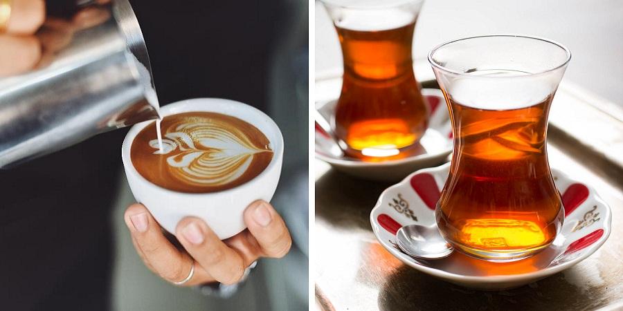 چای یا قهوه؟ کدام یک از پرطرفدارترین نوشیدنی های دنیا بهترند؟