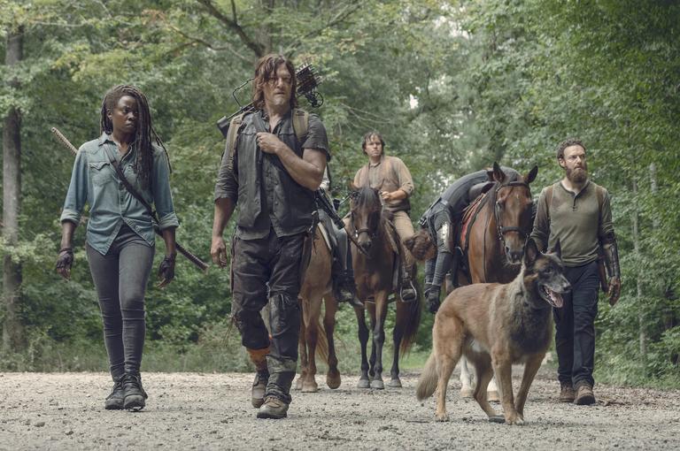 اسپین آف جدید سریال «The Walking Dead» با حضور قهرمانان زن در مسیر ساخت
