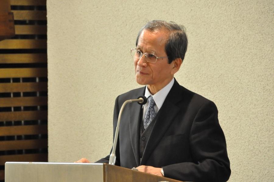 مجازات سفیر ۷۲ ساله ژاپن بخاطر بوسه ۷ سال پیش در تهران