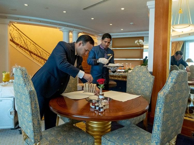 حقایقی درباره هتل برج العرب دبی