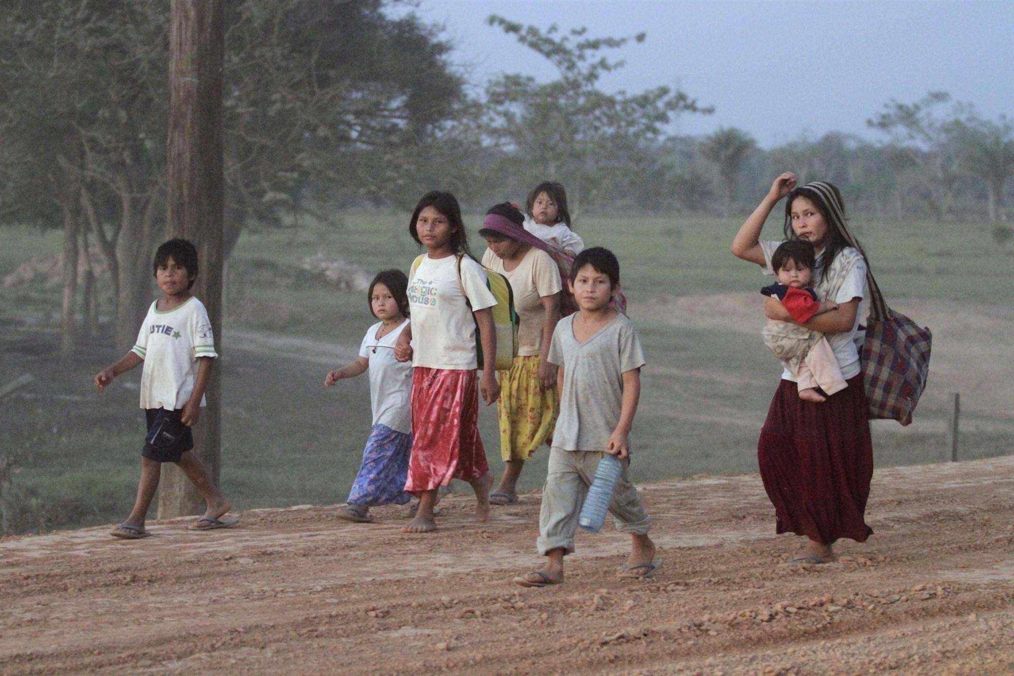 انگل، سر پا بودن و زود خوابیدن؛ راز زندگی بومیانی که سالمترین قلبهای جهان را دارند