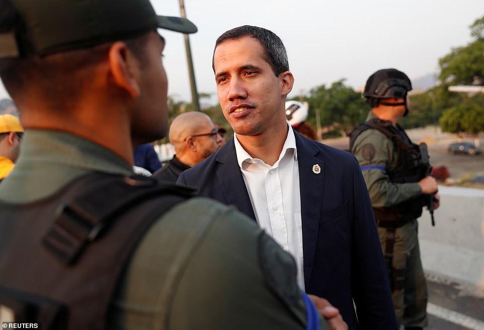 کودتا در ونزوئلا و تلاش نیکلاس مادورو برای فرار از کشور