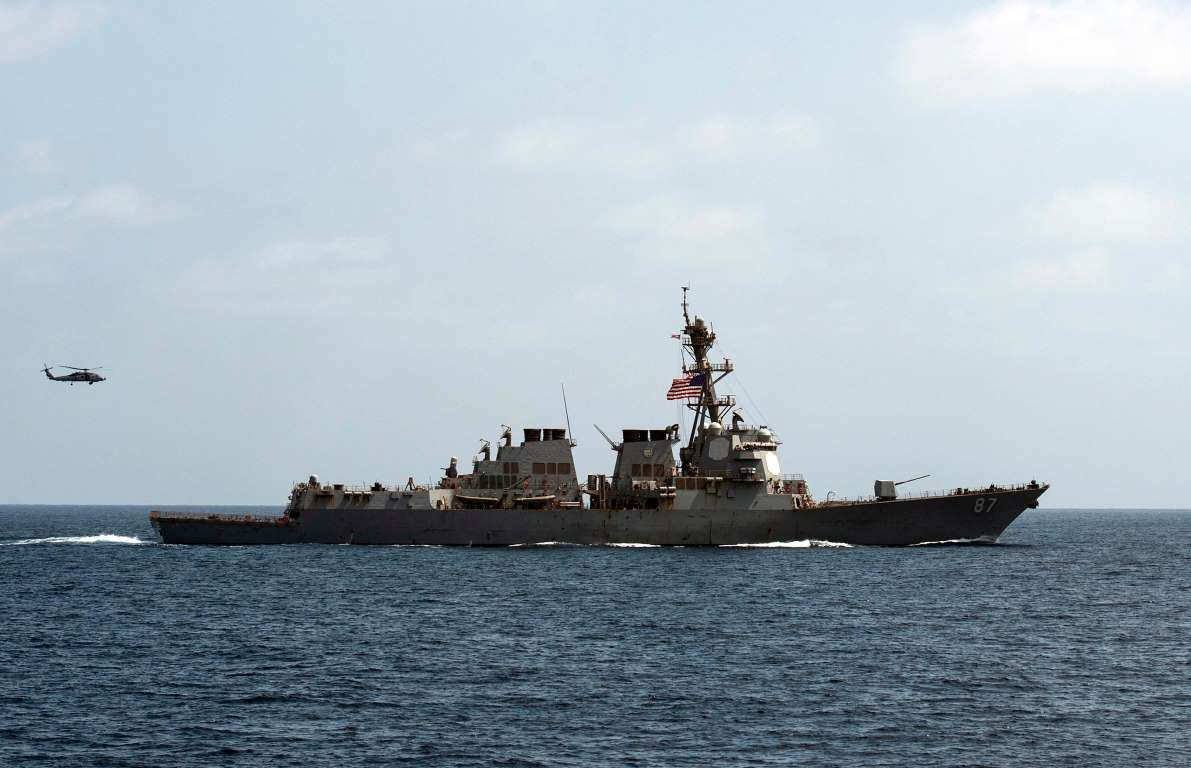 تسلیحات نظامی ایالات متحده برای مقابله با ایران در خلیج فارس