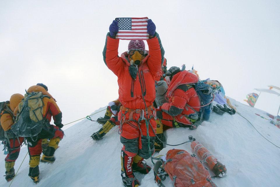 صعود به اورست