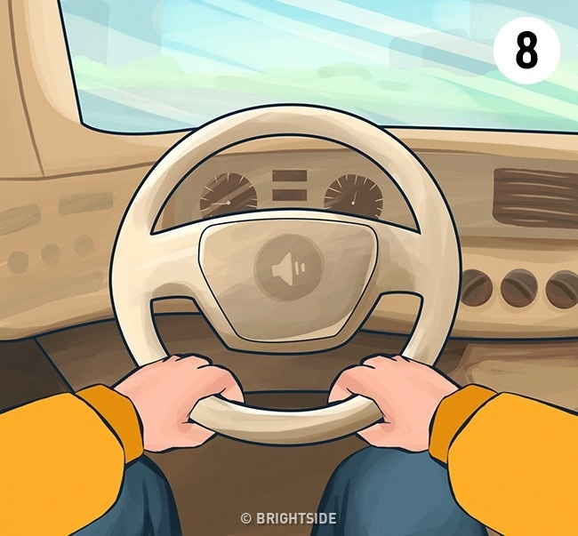 شخصیت شناسی: فرمان ماشین را چگونه در دست میگیرید؟