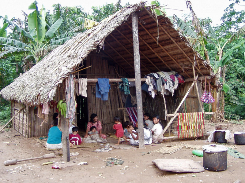 داشتن قلب سالم در بومیان آمازون