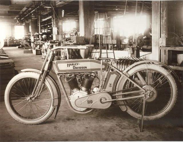 هارلی-دیویدسون (Harley-Davidson)