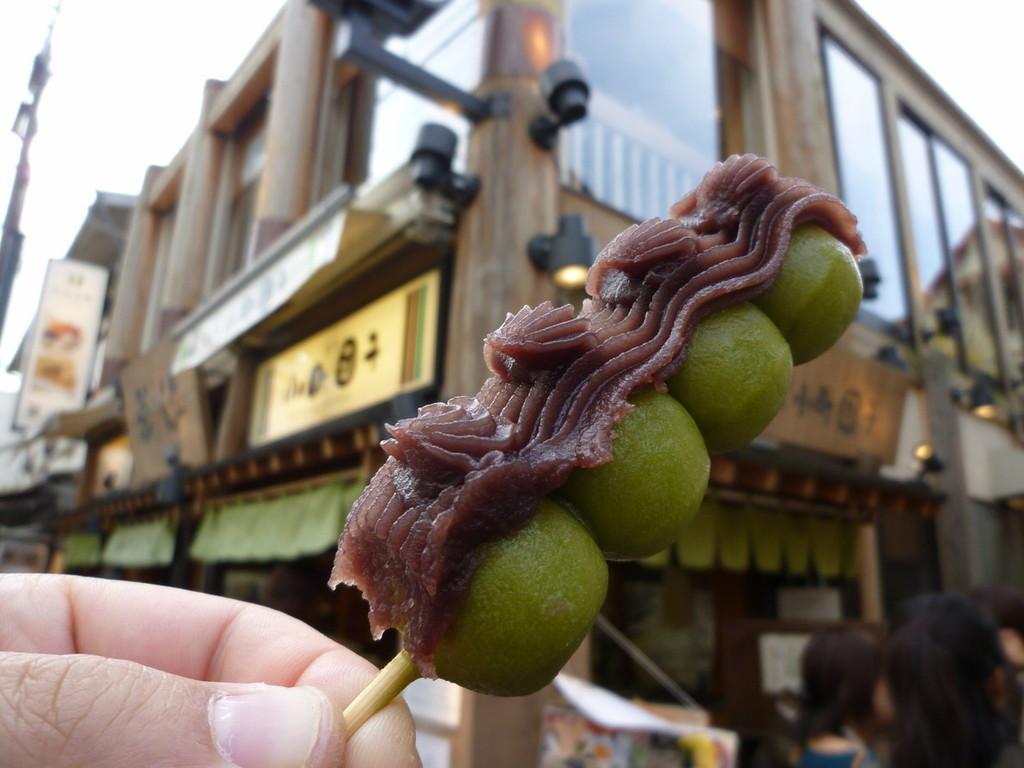 غذا خوردن در ژاپن