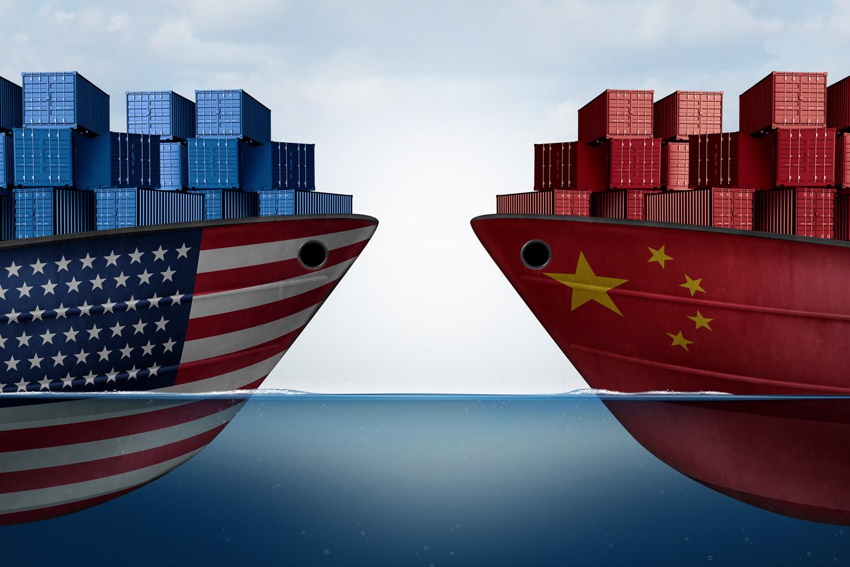 جنگ تجاری ایالات متحده و چین