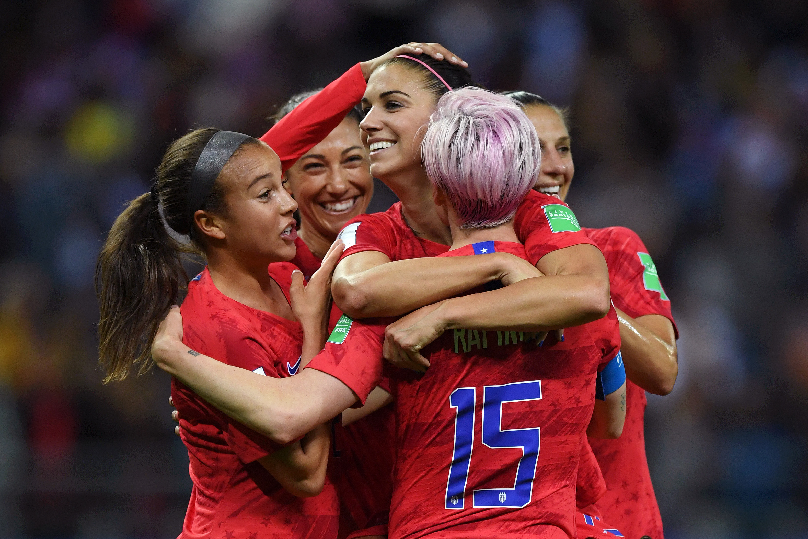 جام جهانی فوتبال زنان ۲۰۱۹؛ با تمام اعضای تیم ملی ایالات متحده آشنا شوید