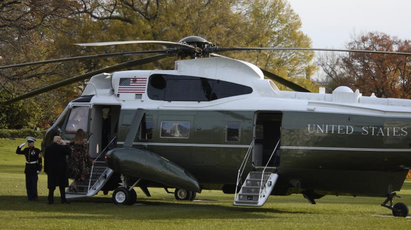 هلیکوپتر رییس جمهور ایالات متحده
