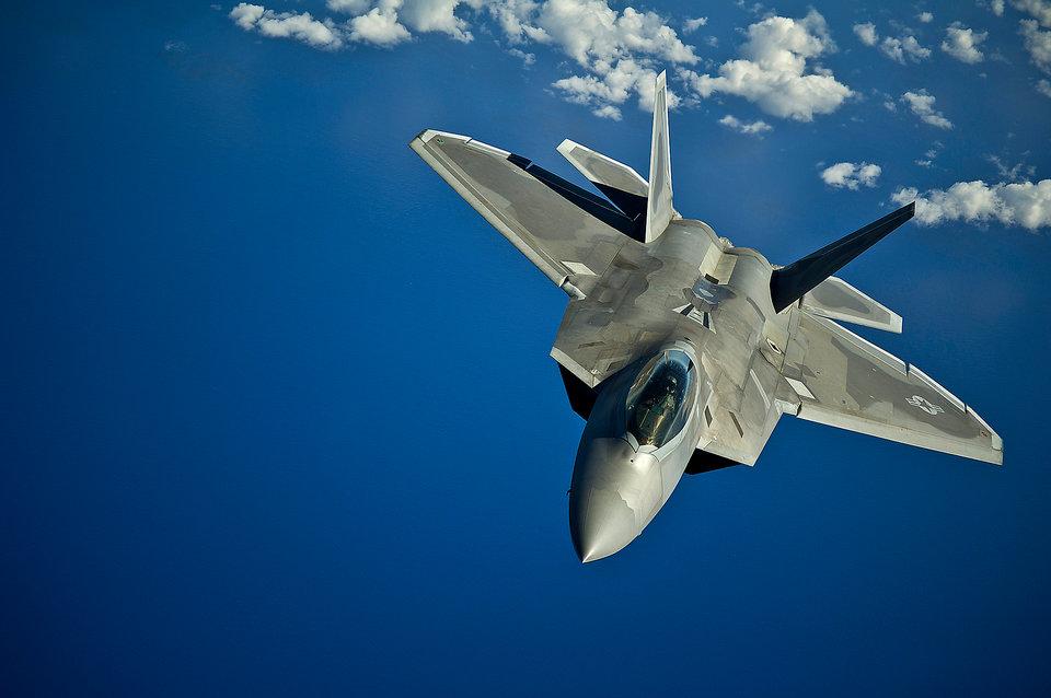 پرنده های گرانقیمت نیروی هوایی ایالات متحده