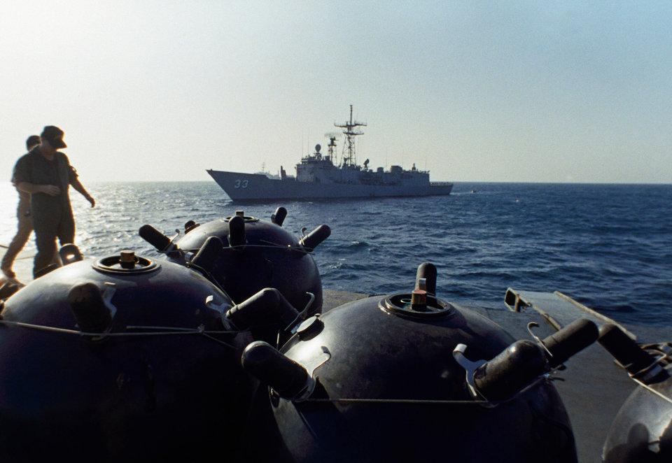 «مین دریایی»؛ هر آنچه که باید در مورد ترسناک ترین سلاح نبردهای دریایی بدانید [قسمت دوم]