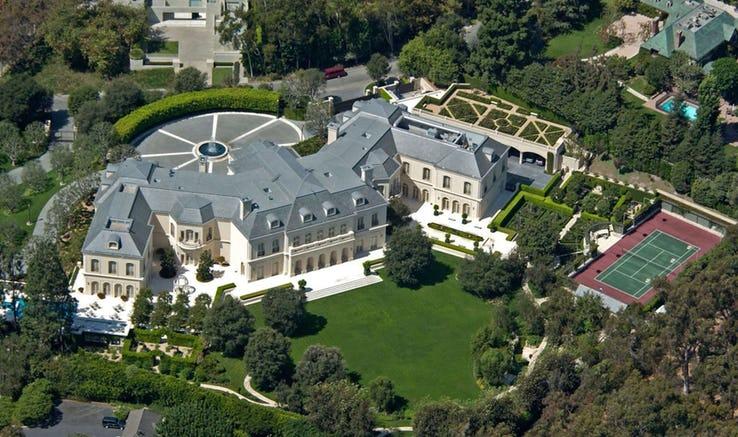 گرانقیمت ترین خانه های جهان