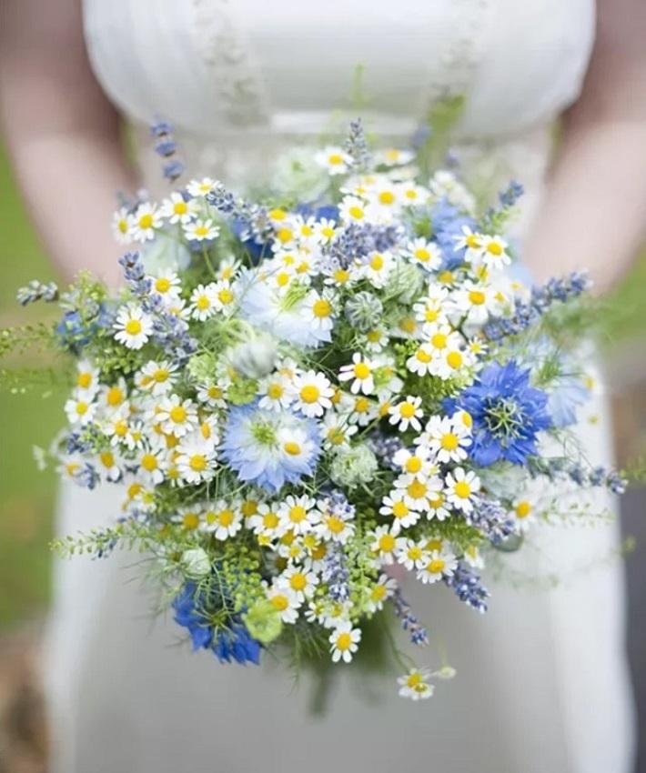 ایده هایی جذاب و متفاوت برای دسته گل عروسی های تابستانی