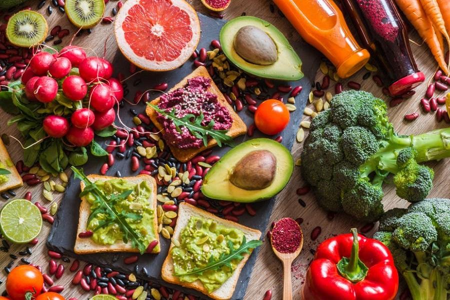 یک پرس غذا در رستورانهای گیاهی لوکس چند است؟