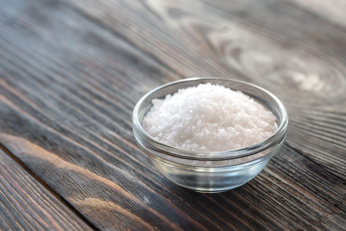انواع مختلف نمک