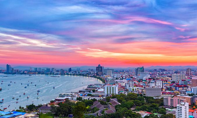 سفر سه روزه به تایلند