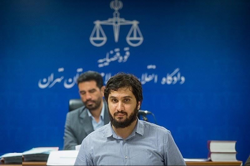 محکومیت سید محمد هادی رضوی