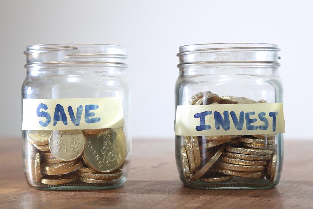 پسانداز یا سرمایهگذاری