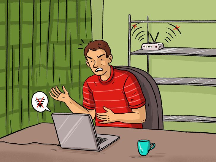 عوامل ضعیف شدن اینترنت مودم