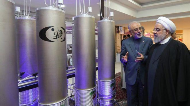 غنی سازی اورانیوم و توافق هسته ای برجام