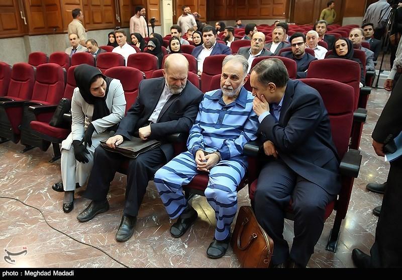 پرونده قتل میترا استاد / دادگاه محمد علی نجفی
