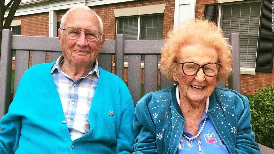 ازدواج در 100 سالگی