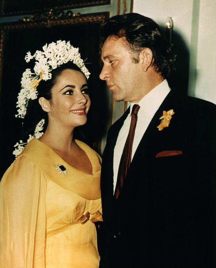 عکس عروسی سلبریتی های قرن بیستم