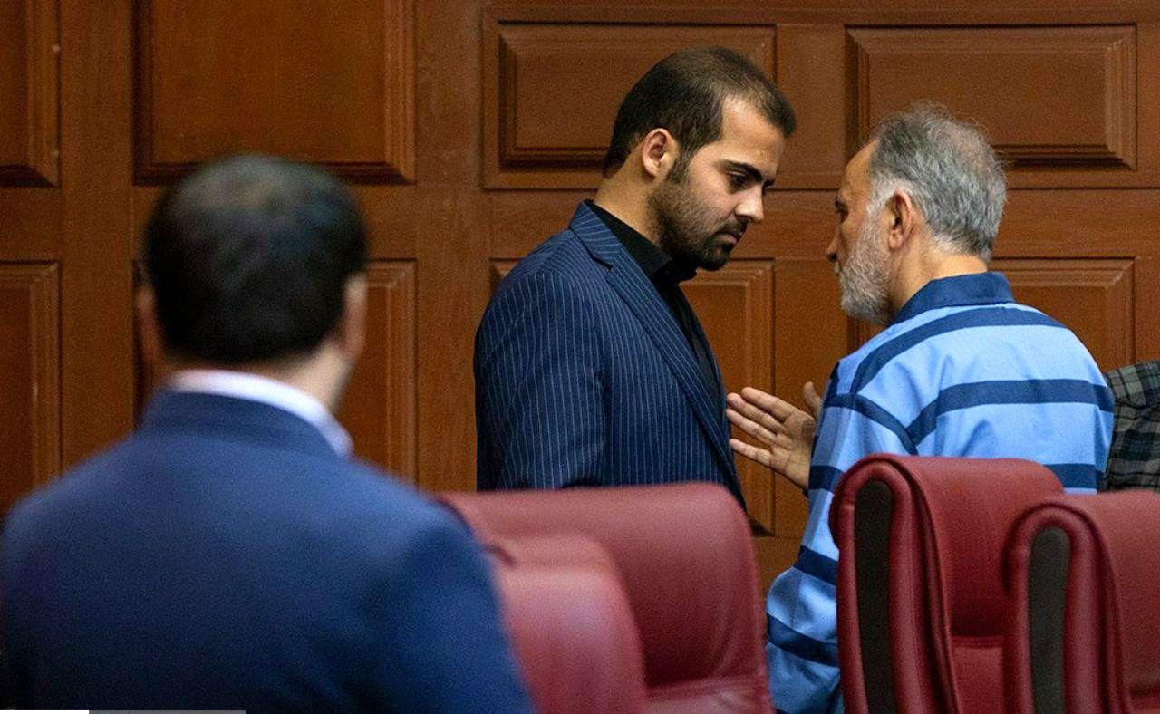 دومین جلسه دادگاه نجفی