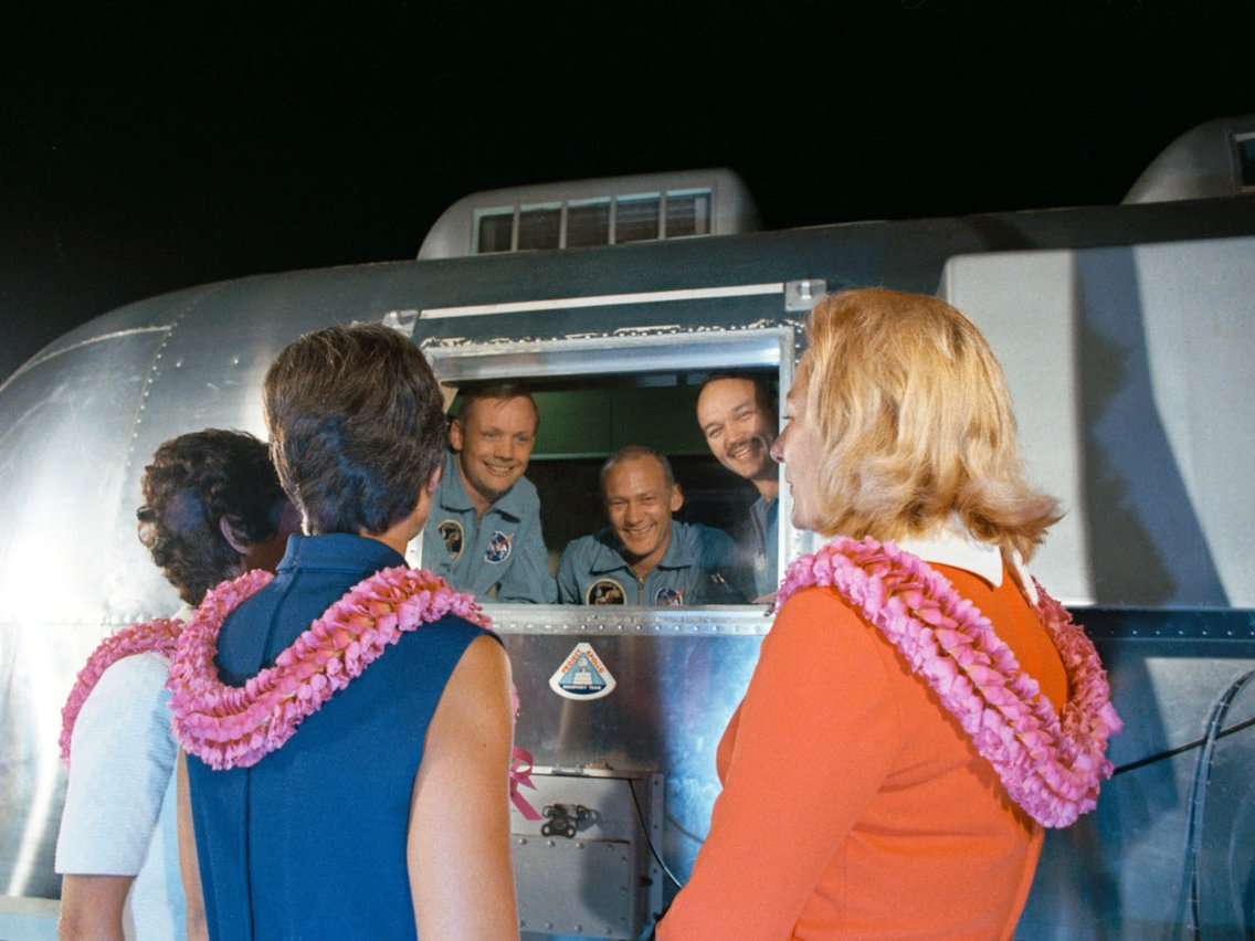 چهرههای پنهان؛ ۱۵ زنی که نقش انکارناپذیری در موفقیت فرود «آپولو ۱۱» روی ماه داشتند